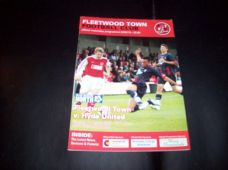Fleetwood Town v Hyde United, 2009/10